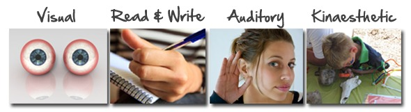 The Four Styles of Learning.
