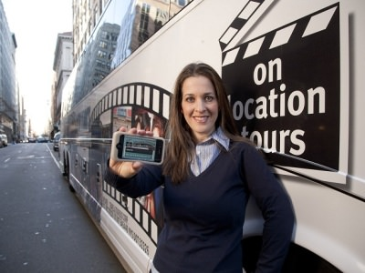 Georgette Blau, President of On Location Tours