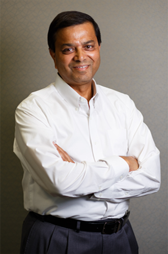 Ajay Prasad President of GMR Transcription