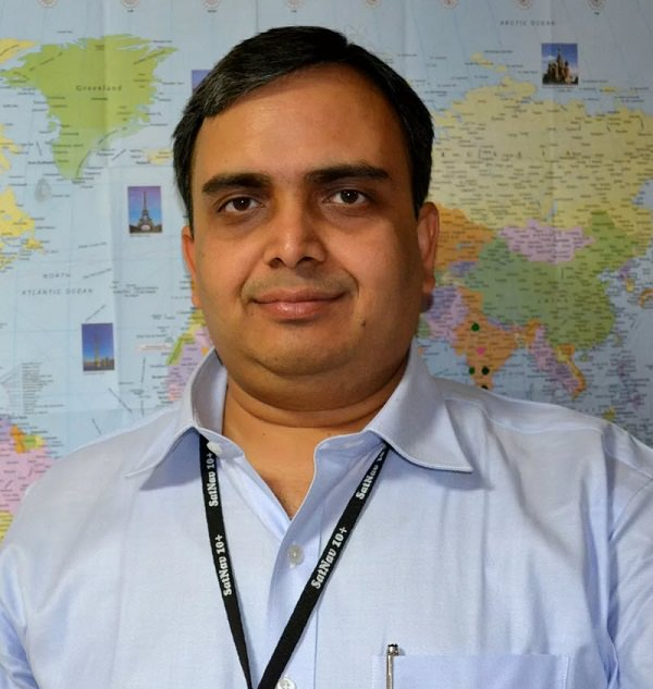 Amit Prasad CEO of QuickFMS