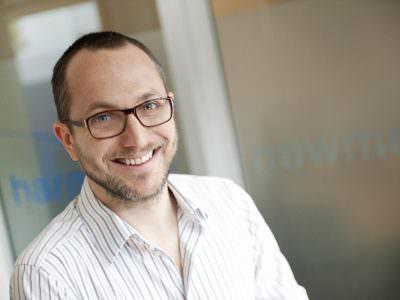 Craig Harman Managing Director of Harmonic New Media