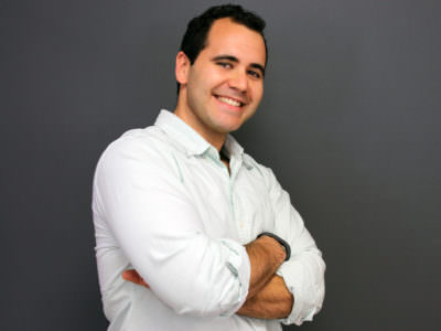 Chad Rubin CEO of Skubana and President of Crucial Vacuum