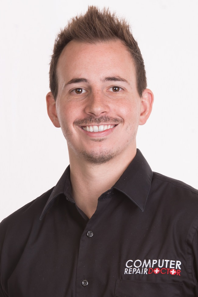 Matt Ham CEO and President of Computer Repair Doctor