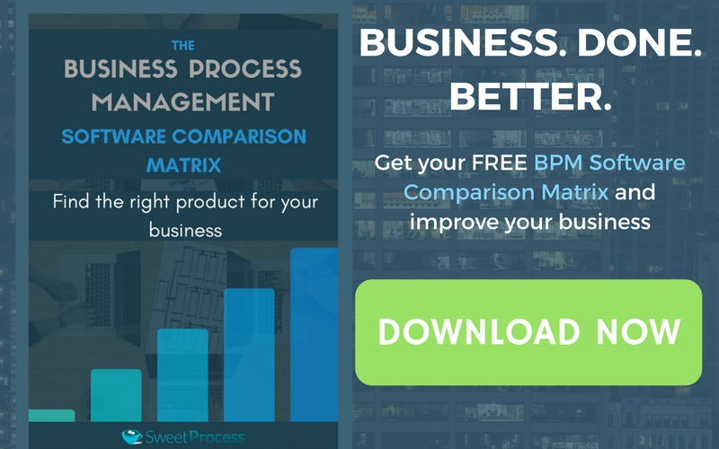 Get Your Free Business Process Management Software Comparison Matrix!