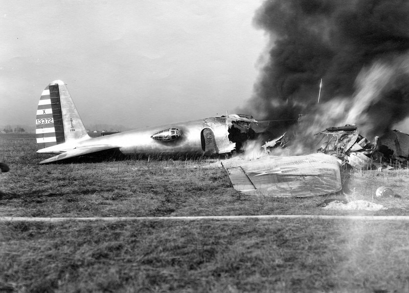 Due to this tragedy, pilots began to adopt the use of checklists for takeoff and landing.