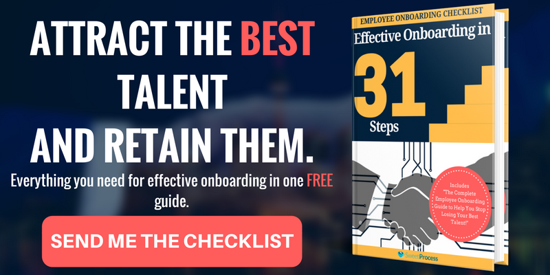 Effective Employee Onboarding Checklists in 31 Steps.
