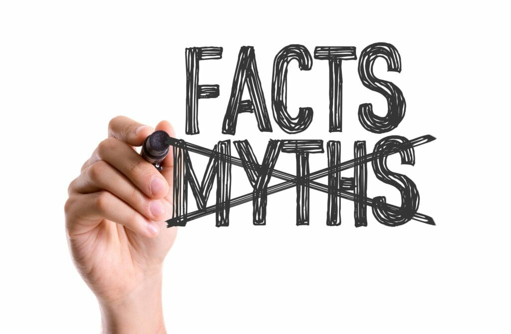 Debunking Business Process Management Myths