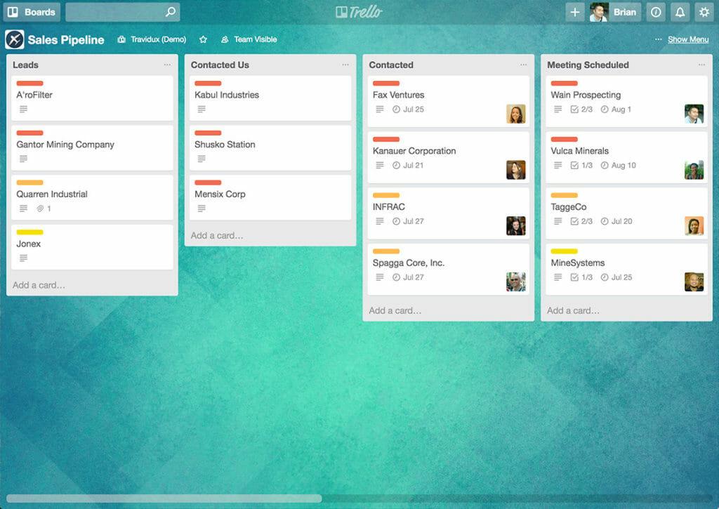 Checklist App - Trello