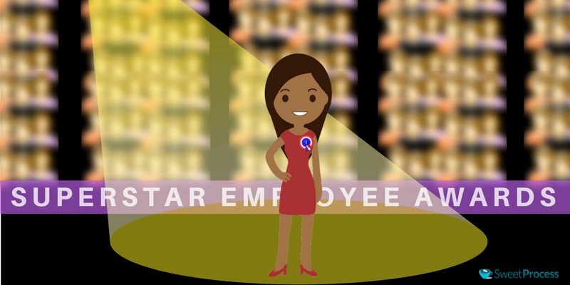 Onboarding Process: Recognize and Award Star Employees.