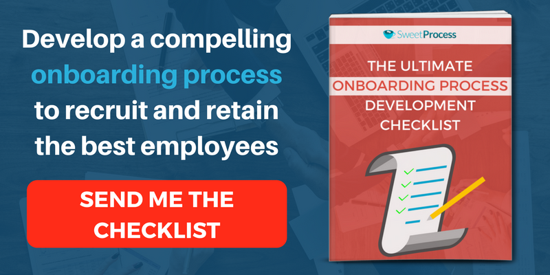 Download the Ultimate Onboarding Process Development Checklist.