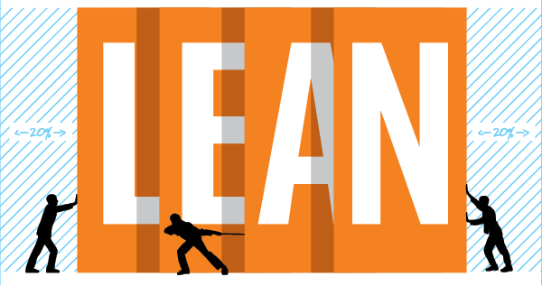 Lean... a methodology for Business Process Improvement