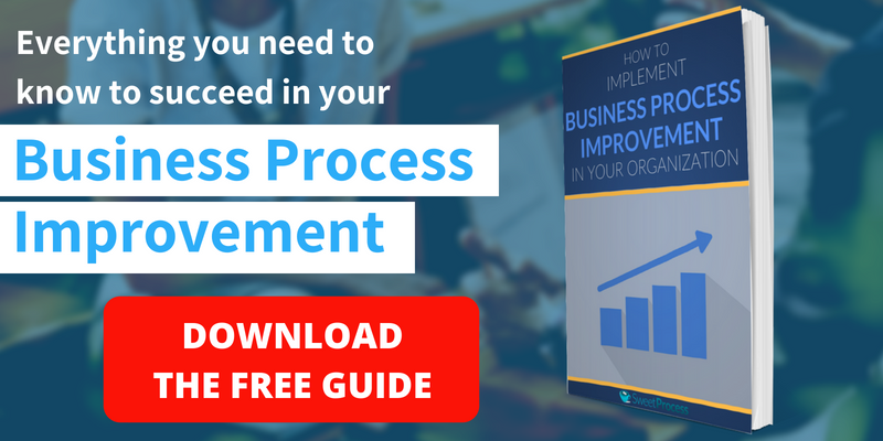 Get Your Free Guide on How to Implement Business Process Improvement in Your Organization.