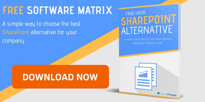 Get Your Free SharePoint Alternatives Comparison Matrix