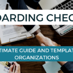 The Ultimate Onboarding Checklist.