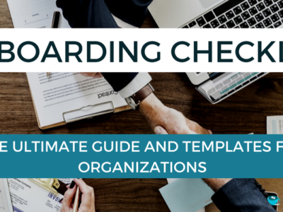 The Ultimate Onboarding Checklist