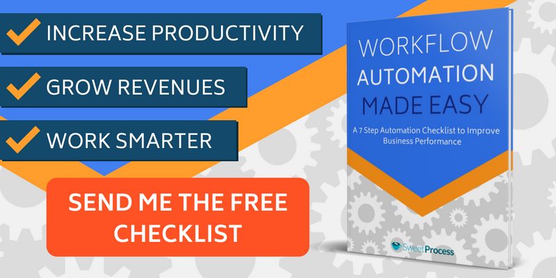 Download our Checklist for Workflow Automation