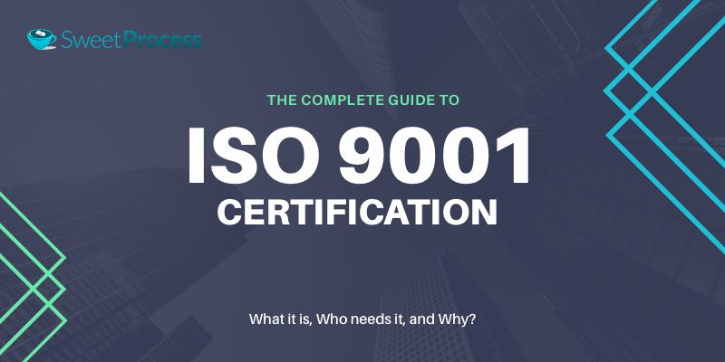 The Complete Guide to ISO 9001 Certification... What is it, Who needs it, and Why?