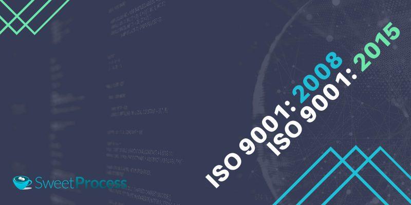 Understanding ISO 9001:2008 and ISO 9001:2015